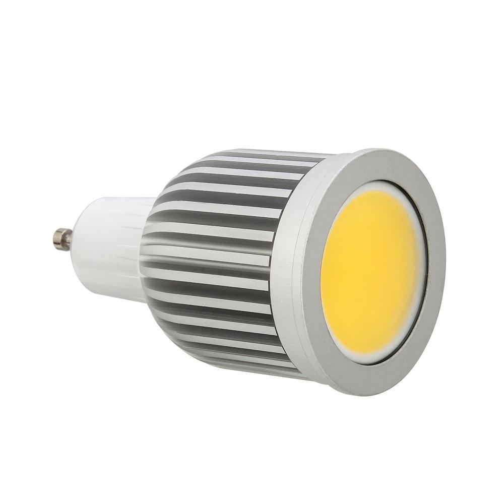 High power CREE gu10 LED lamp 220V 110V 5W 7W 9W LED Spotlight Bulb Lamp warm cool white ceiling spot light free shipping