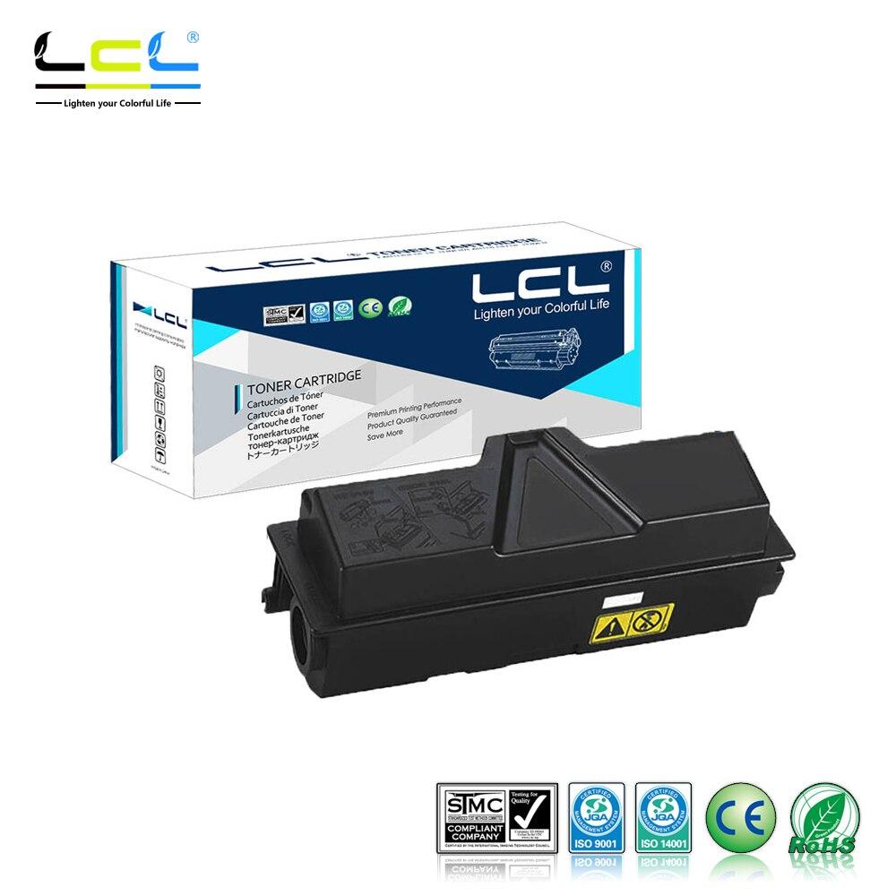 LCL TK-170 TK170 TK 170 (1-Pack Noir) 7200 Pages Cartouche De Toner Compatible pour Kyocera MITA FS-1320D FS-1320DN FS-1370DN