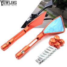 Rearview Side Mirror For KTM 1050 1090 1190 1290 Adventure duke 125 200 390 690 990 RC Motorcycle Mirrors