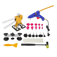 Professional Car PDR Tool Set Auto Body Paintless Dent Repair Removal Tool Kits Dent Lifter Bridge Puller Hand Tool Sets
