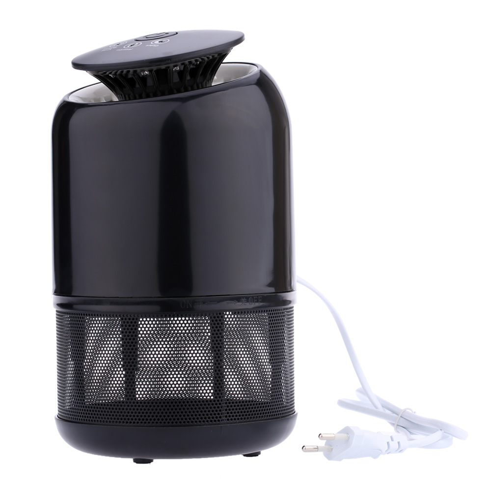 Automatic UV LED Mosquito Killer US/EU Plug Mosquito Flying