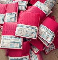 50pcs Pack 165 230mm Usable Space Poly Bubble Mailer Envelopes Pink Big Sale With Shipping Cost