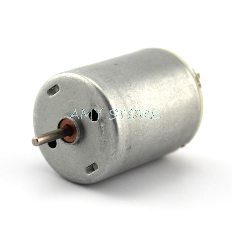 Mini R280 DC Motor High Speed Strong Magnetic Toy Boat Plane Car Model DIY Motors DC 3-12V 5000-15000RPM