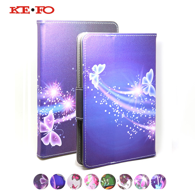 Kefo For Lenovo ab 2 A7-30 A7 30 A7-30TC A7-30HC Universal Case For tablet 7 inch Stand Cover PU Leather Cases+Sreen Film+Pen ultra thin smart flip pu leather cover for lenovo tab 2 a10 30 70f x30f x30m 10 1 tablet case screen protector stylus pen