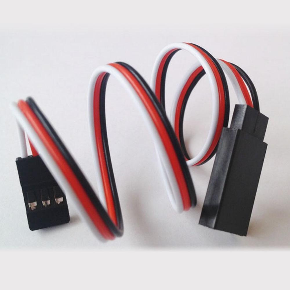 Новый 1 м RC серво удлинитель свинец Провода кабель для Радиоуправляемый вертолет автомобиля плоскости