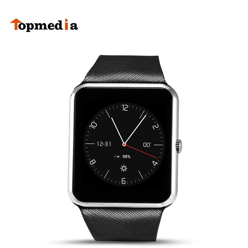 Envío libre QW08 android os inteligente reloj del Deporte de Fitness ayuda 3G SI