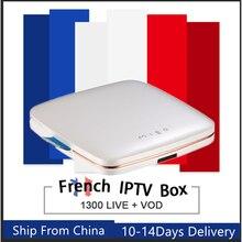 MIGO Ipremium Android Smart Tv Box& Pro с системой Neo iptv подписка Европа Франция Аравия Бельгия iptv