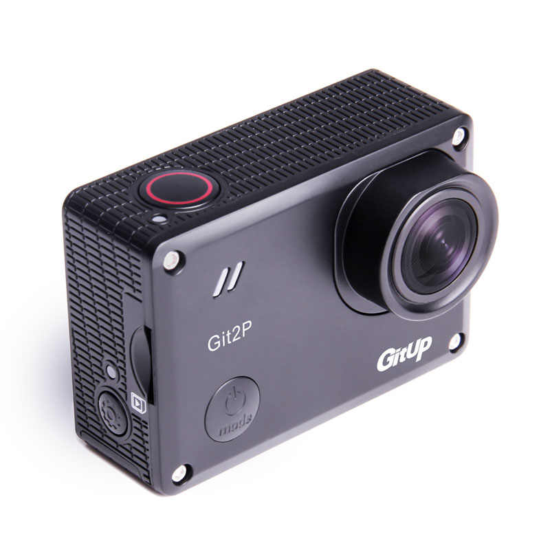 Original Gitup ยี่ห้อ Git2P กล้อง 2K WiFi Full HD 1.5 นิ้ว Novatek 96660 1080P 170 องศากันน้ำกล้องวิดีโอ DV