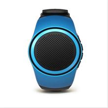 B20 Smart Watch With Self-timer Anti-Lost Alarm Music Sport Mini Bluetooth Speaker Support TF Card FM Radio Hands-free Portable