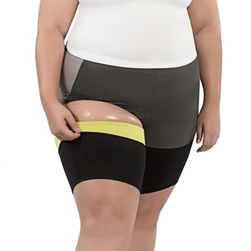 Plus Size Hot Body Shaper Modellering Been Trainer Riem Afslanken Panty Verminderen Shaper Shapewear Afslanken Been Mouwen Slanke Underwer Noch Te Hard Noch Te Zacht