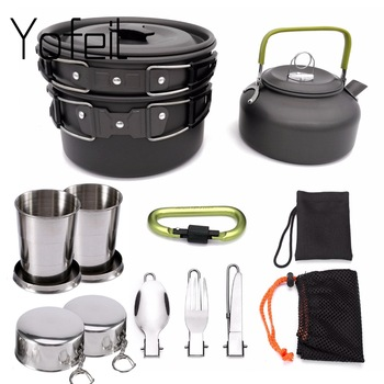Non-Stick Picnic Cooking Set