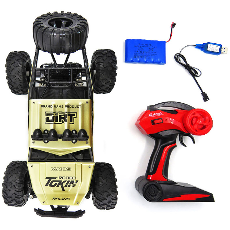 Large 37cm 1:12 Cars 4WD Shaft Drive RC Trucks High Speed Radio Control Brushless Black Alloy Trucks Toys for Children Kids Cars wl toy electric car rc cars 4wd trucks high speed gift for kids l969 l212 souptoys