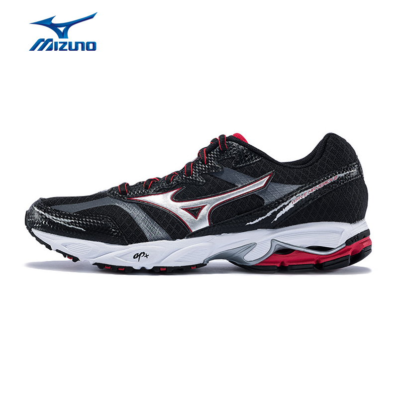 MIZUNO Men WAVE MAVERICK 2 Breathable Light Weight Cushioning Jogging Running Shoes Sneakers Sport Shoes J1GR159703 XYP299