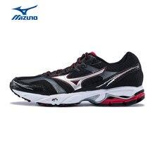 МИДЗУНО мужчин волна МАВЕРИК 2 дышащий легкий вес Амортизирующие беговые кроссовки кроссовки спортивная обувь J1GR159703 XYP299