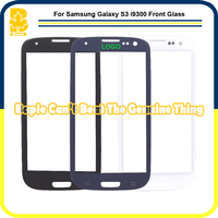 Replacement Parts 4 8 High Quality Outer Front Lcd Glass For Samsung Galaxy S3 I9300 Touch