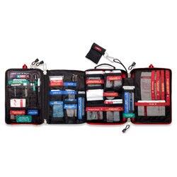 Безопасный дорожный набор для выживания в пустыне, аптечка для путешествий, медицинская сумка На открытом воздухе, для кемпинга, походов, ав...