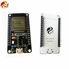 Official DOIT ESP32 Development Board WiFi+Bluetooth UltraLow Power Consumption Dual Cores ESP-32 ESP-32S ESP 32 Similar ESP8266