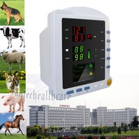 Vet Veterinary Vital Sign Portable Patient Monitor NIBP, PR, Spo2 Monitor,contec