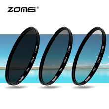 Zomei Slim Impartial Density Filter ND8 ND 2/four eight 55mm 58mm 62mm nd filter for Pentax Dslr Digital camera Lens