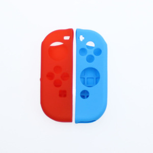 Image 5 - YuXi 1set Anti Slip Silicone Soft Case For Nintendo Switch Protective Cover Skin For Nintend Switch Joy Con Controller Accessory