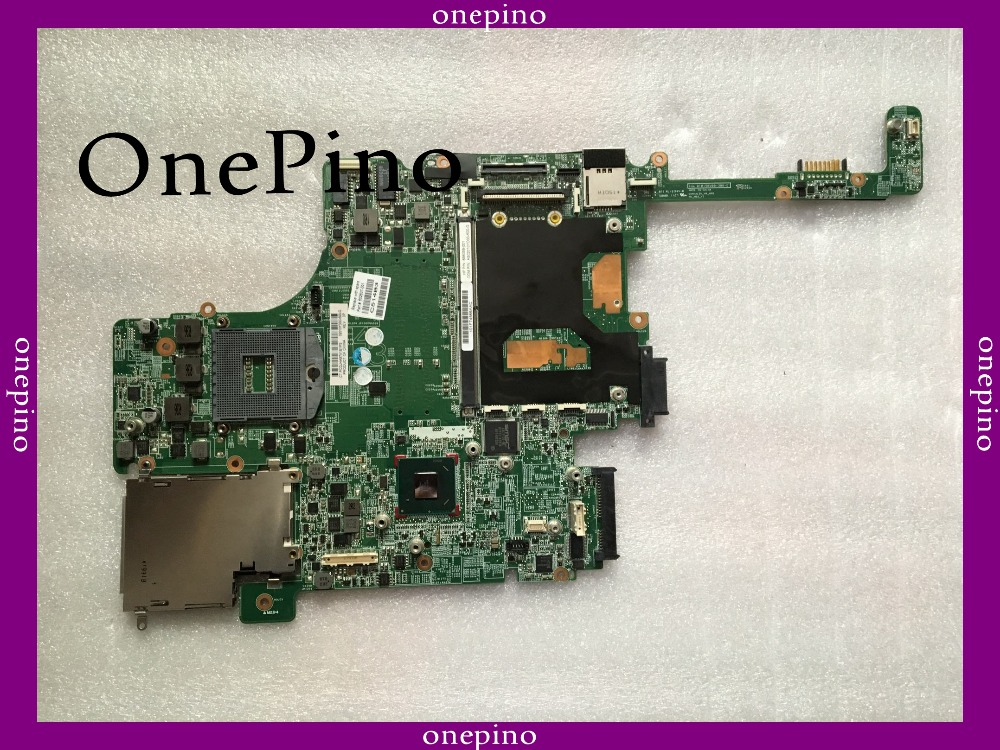 Fit For HP 8560W laptop motherboard 652637-001 fully tested working цена
