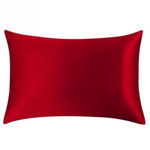 Image 4 - 1 قطعة غطاء وسادة غطاء وسادة من الحرير وسادة 51 سنتيمتر x 76 سنتيمتر 13 ألوان لاختيار ليونة كيس وسادة حريري أعلى جودة كيس وسادة