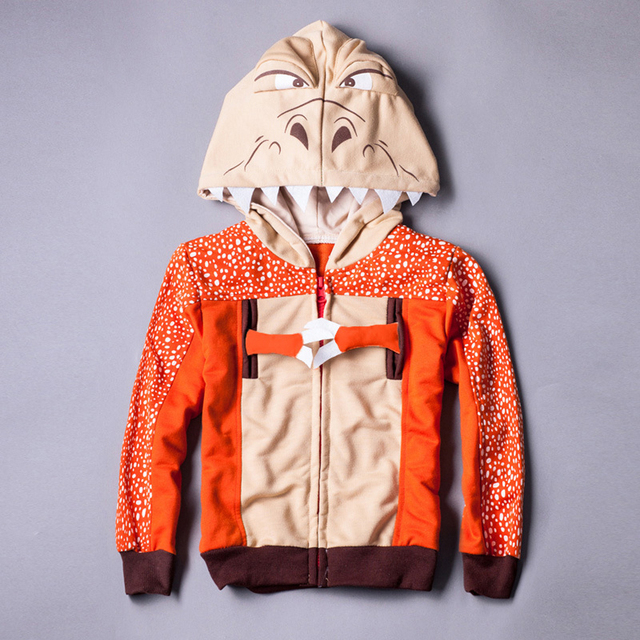 Kids Boys Clothing Hoodies Sweatshirts Boy hoodies Spring Autumn Cartoon tiger Coat Kids Long Sleeve Casual toddler jackets