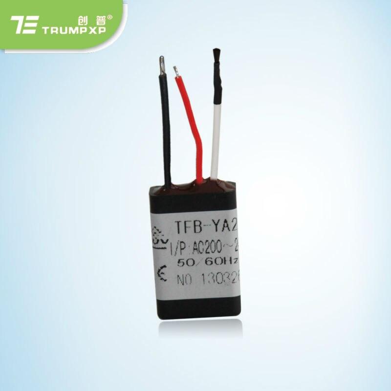 1 шт. TRUMPXP tfb-ya260 CDR AC220V маленький размер генератор отрицательных ионов частей фен очистители воздуха