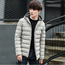 Free shipping 2017 New Arrival Parka Brand Clothing Winter Men Cotton Winter Warm Regular Formal Jackets And Coats