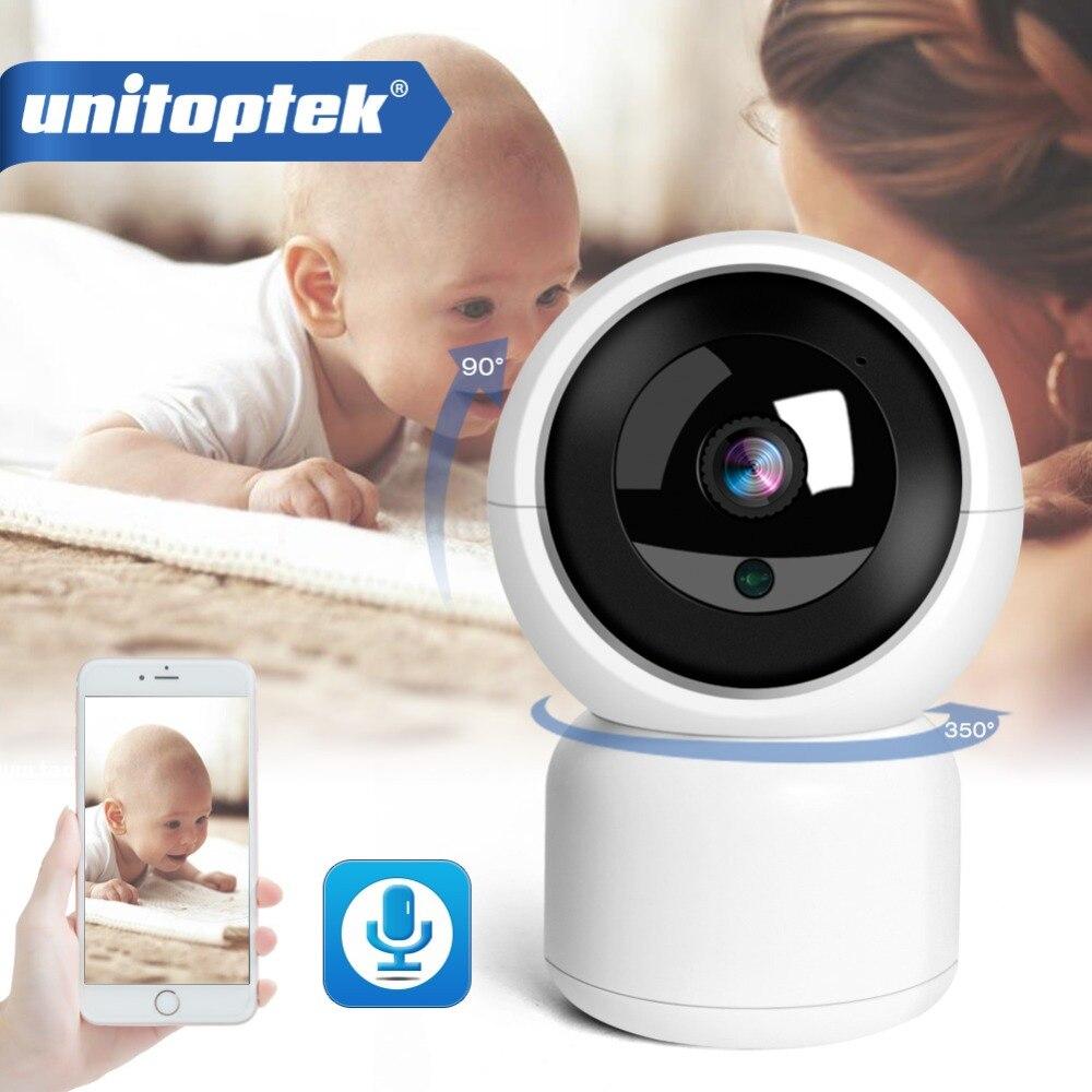 HD 1080 P cámara IP WIFI 1.0MP 2MP Monitor de bebé seguimiento automático de seguridad Wi-Fi cámara PTZ de dos vías de Audio cámara de vigilancia CCTV