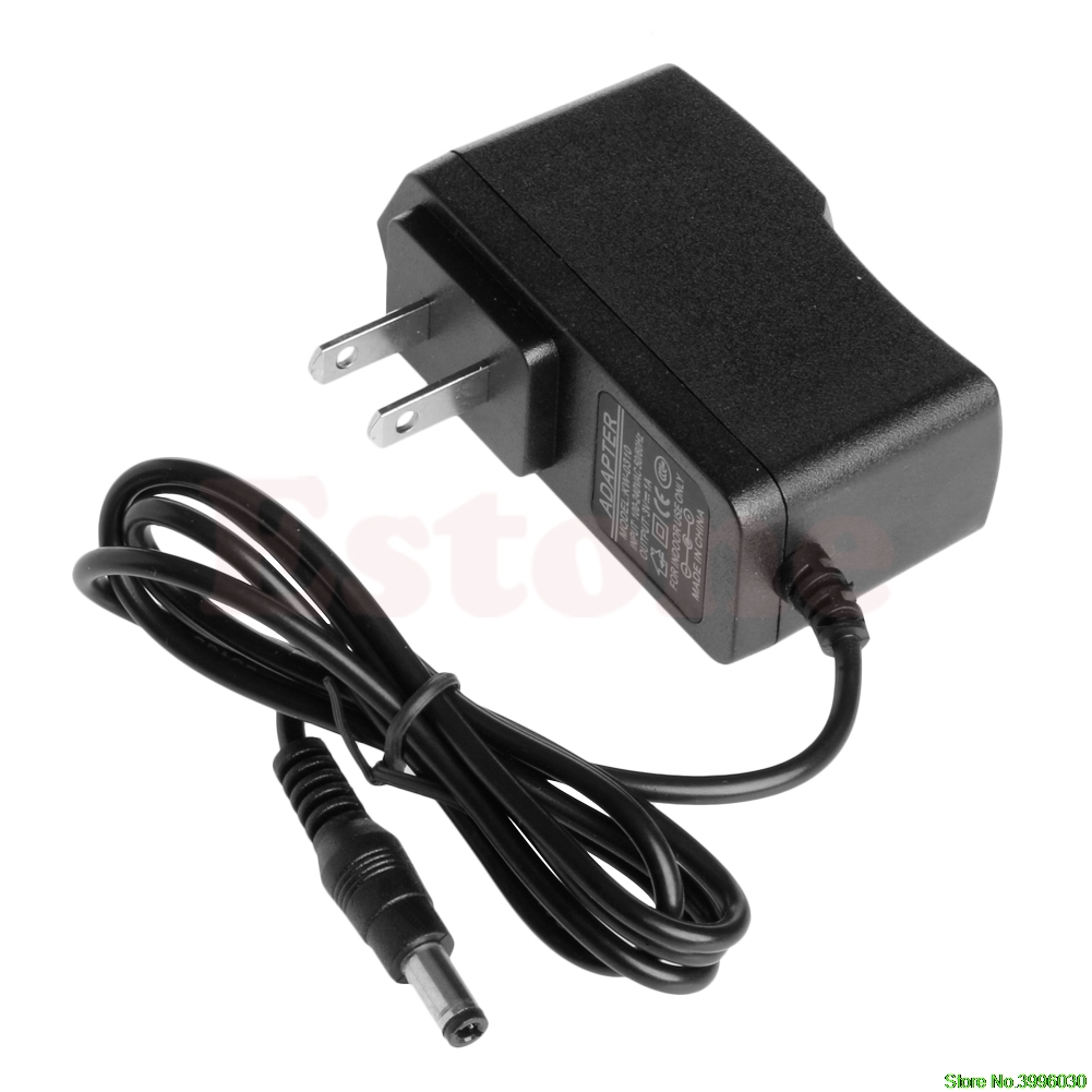US Plug AC 100V-240V To DC <font><b>3V</b></font> 1A Output Power Supply <font><b>Adapter</b></font> Charger converter image