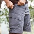 Tactical Shorts de gran Tamaño de Alta Calidad 2016 Del Estilo Del Verano Cortocircuitos de Los Hombres Pantalones Cortos de Algodón de Los Hombres Militares Pantalones Cortos