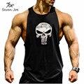 Seven joe. nova marca clothing desgaste gorila ouros colete longarina musculação homens fitness tanque topo sportswear camisola