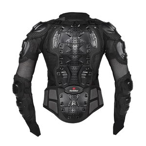 Image 3 - HEROBIKER Motorcycle Armor Protective Gear Motorcycle Jacket Body Armor Racing Moto Jacket Motocross Clothing Protector Guard