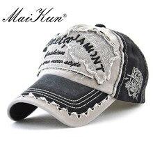 Gorras de béisbol de moda Maikun gorras Unisex Snapback gorras de algodón  casquetas de hueso Hip Hop Casual sombrero de algodón . e83530bf43a