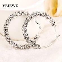 Yfjewe Новые горячие продажи tendy Популярные Кристальные большие