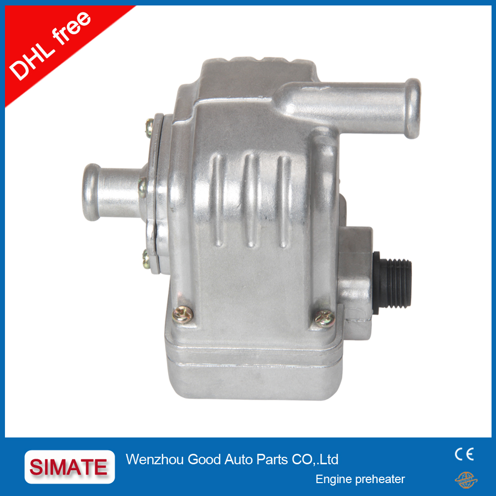 Chinas First Engine Preheater Production Company Car Heater Fan Rapid Heating Security Easy to use 230V 1500W Engine Heater