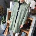 Nueva 2016 otoño estilo preppy moda caracteres de impresión hombres de la chaqueta de gabardina hombres manteau homme ropa hombre tamaño m-5xl/FY4-2