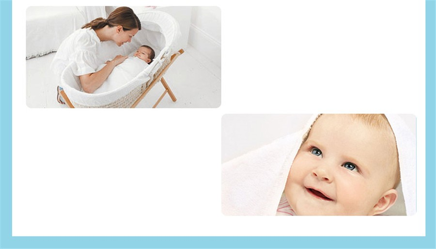 Baby Wrapped Blanket Warm Care (37)