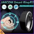 Jakcom r3 inteligente anel novo produto de relógios inteligentes como whatch inteligente telefone do relógio à prova d' água 2016