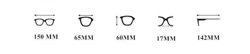 Rimless Gold Clear Sunglasses Men Women Brand Designer Aviator Clear Sunglasses 3