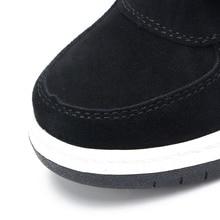 Hot sale Autumn Style Women Shoes Hidden Wedge Heels Boots Women's Elevator Shoes Casual Shoes For Women Ankle Boots LORFRCIN