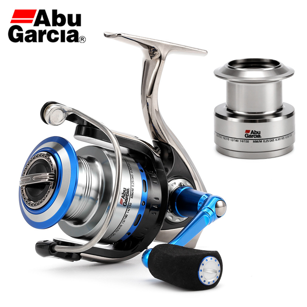 Abu garcia brand revo inshore 4000 spinning fishing reel for Fishing reel brands