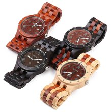 Luxury Elegant Wooden Watches