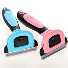 Pet Combs Dog Hair Remover Cat Brush Grooming Tools Trimmer Cleaning Supplies Detachable Comb