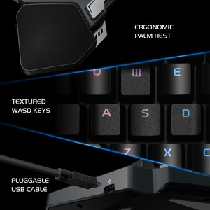 Image 5 - GameSir Z1 Game Keyboard Mechanical Keypad with Programmable Keys for Android Mobile Phone / Windows PC