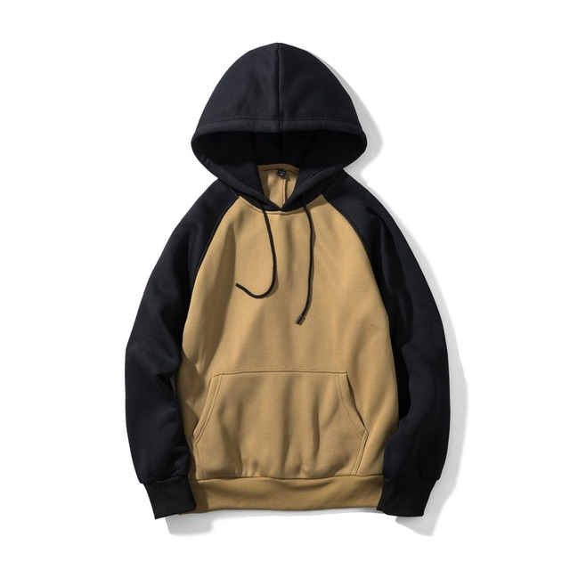 Color Block Hoodies 4