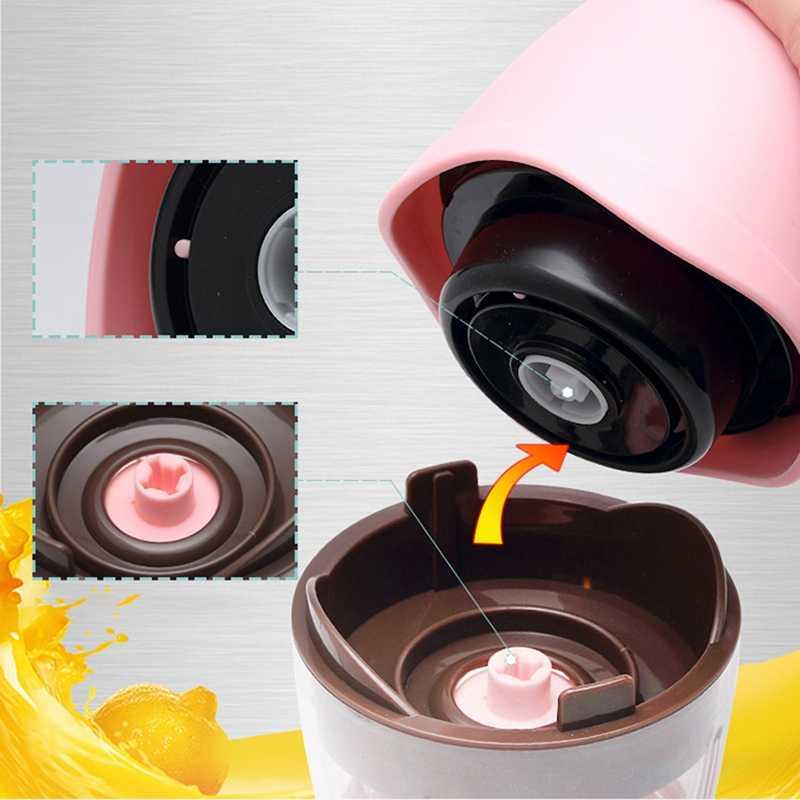 Multi-função Mini-Bebê Bebê Máquina de Suplemento Alimentar Moedor de Carne Casa Pequena Máquina de Mistura de Suco De Moagem Elétrica Plugue Da Ue