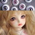 Star lock eyes  for 1/3 1/4 1/6  bjd  Dolls toys sd purple and blue eyeball 8mm 16mm 18mm 20mm Acrylic EYEs for dolls