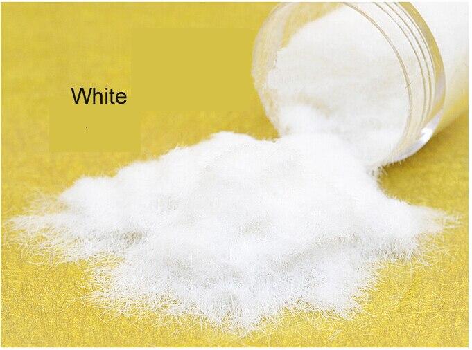 Teraysun 100G Cor Branca Nylon Grama Em Pó para a Tomada de Modelo Arquitetônico